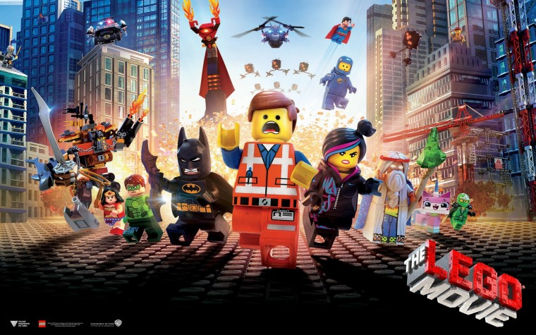 The Lego Movie Wallpapers