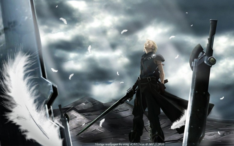 Final Fantasy VII: Advent Children Wallpapers
