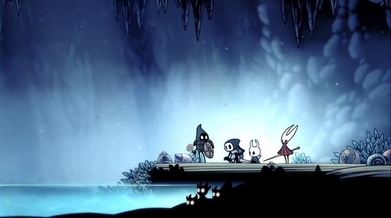 Hollow Knight HD Wallpapers