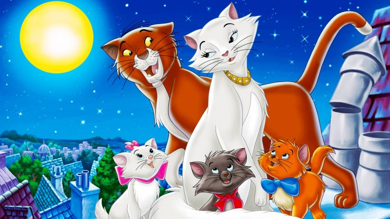 Aristocats Wallpapers