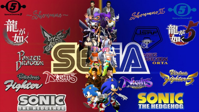 SEGA HD Wallpapers