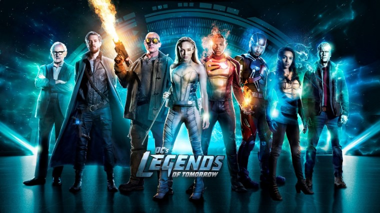 DC's Legends Of Tomorrow Wallpapers