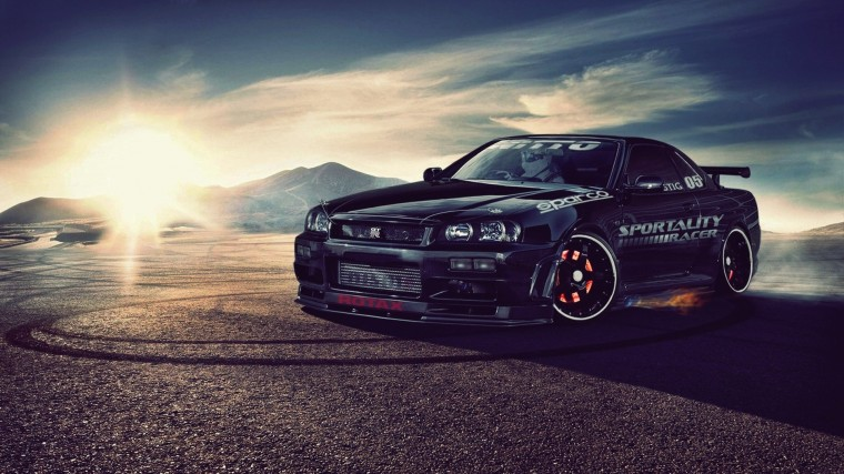 Nissan Skyline GT-R Wallpapers
