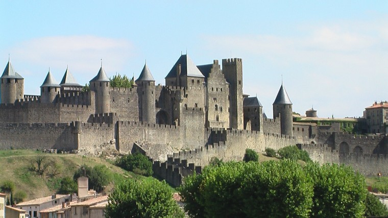 Carcassonne Wallpapers