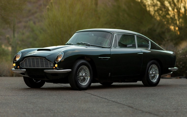 Aston Martin DB6 Wallpapers