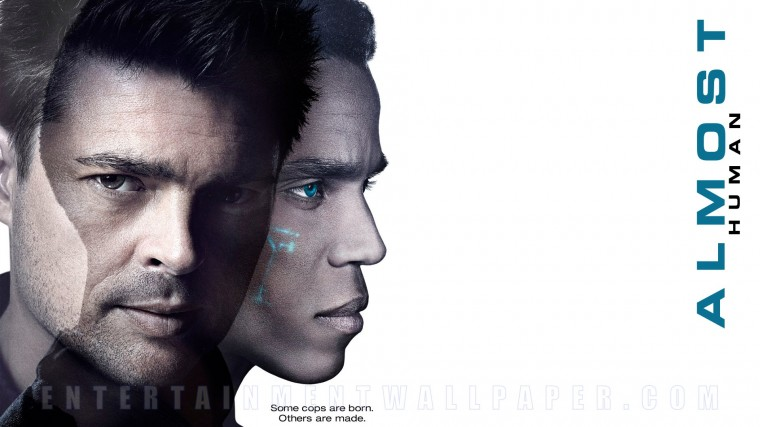 Almost Human Wallpapers