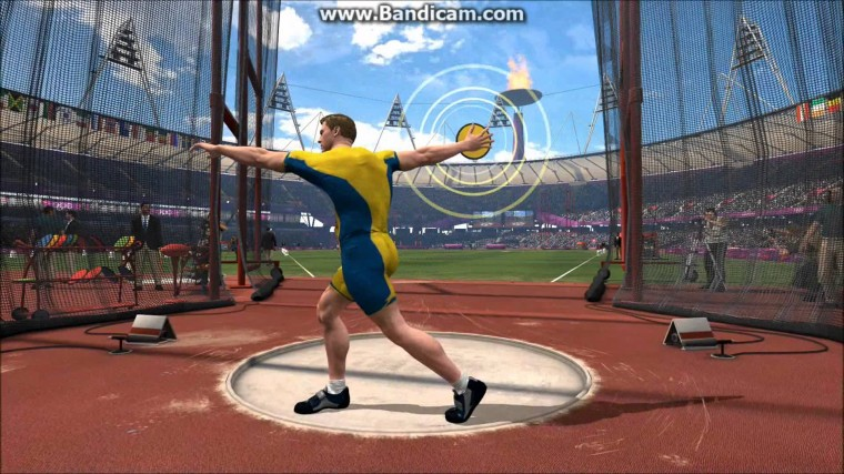 Discus Throw Wallpapers