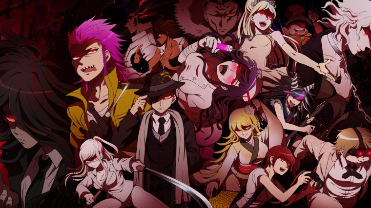 Danganronpa Wallpapers