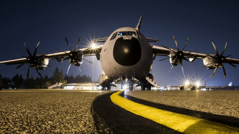 Airbus A400M Wallpapers
