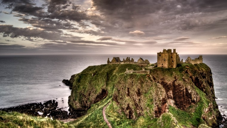 Dunnottar Castle Wallpapers