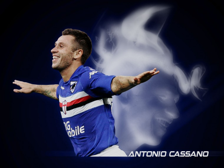 Antonio Cassano Wallpapers