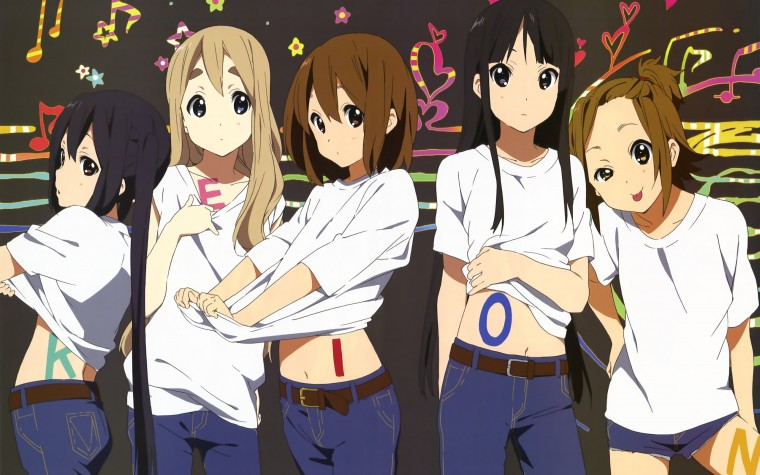 K-ON! Wallpapers