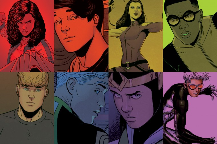 Young Avengers Wallpapers
