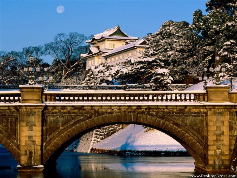 Tokyo Imperial Palace Wallpapers