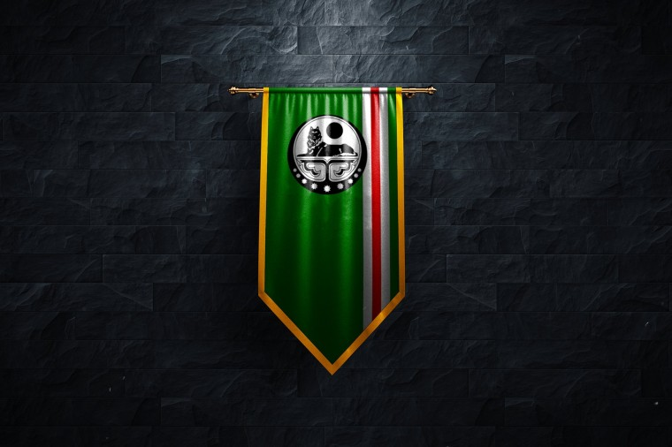 Flag of Chechnya Wallpapers