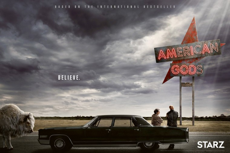 American Gods Wallpapers