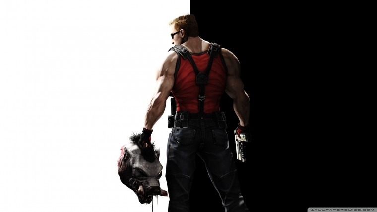 Duke Nukem Forever HD Wallpapers