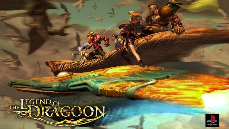 Legend Of Dragoon HD Wallpapers