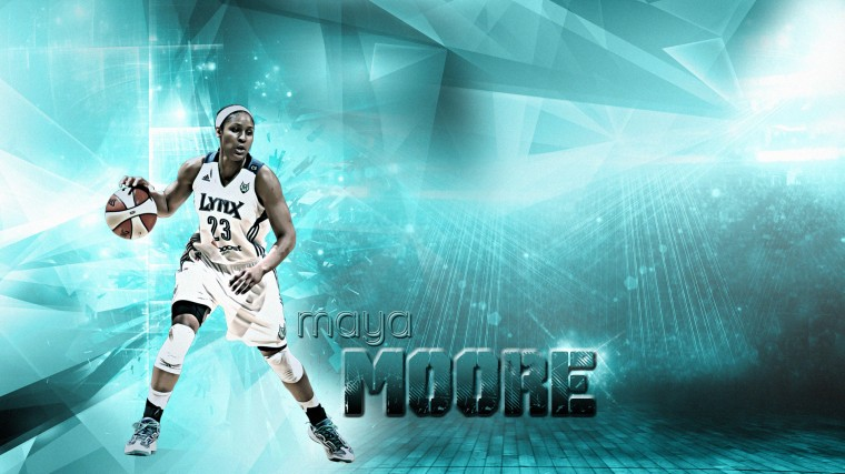 Maya Moore Wallpapers