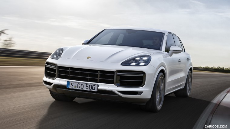 Porsche Cayenne Wallpapers