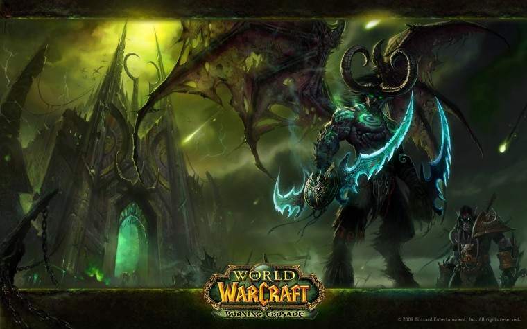 World Of Warcraft: The Burning Crusade HD Wallpapers
