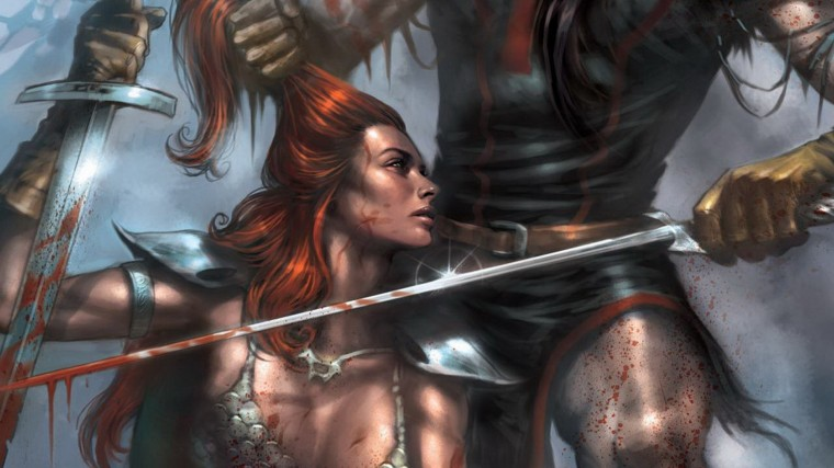 Red Sonja Wallpapers