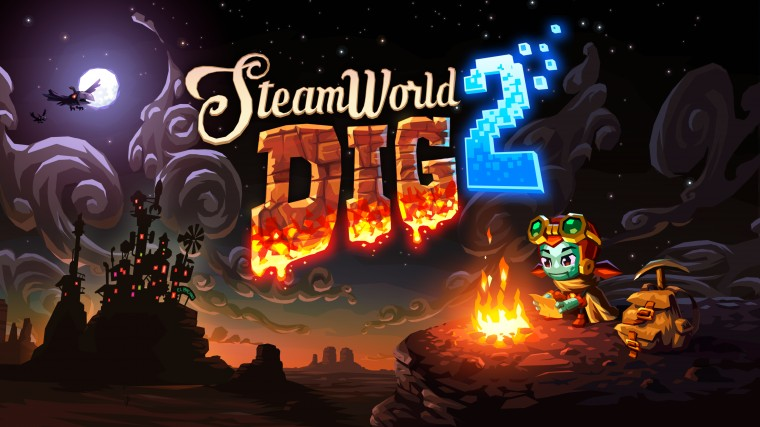 SteamWorld Dig 2 HD Wallpapers
