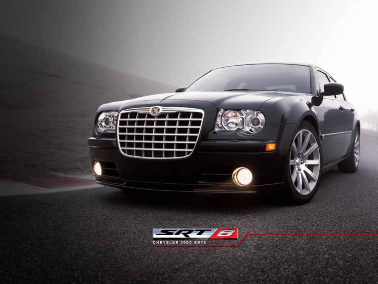 Chrysler 300 SRT8 Wallpapers
