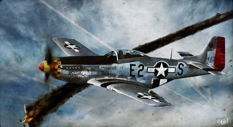 North American P-51 Mustang Wallpapers