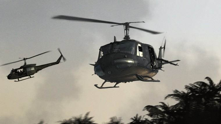 Bell UH-1 Iroquois Wallpapers