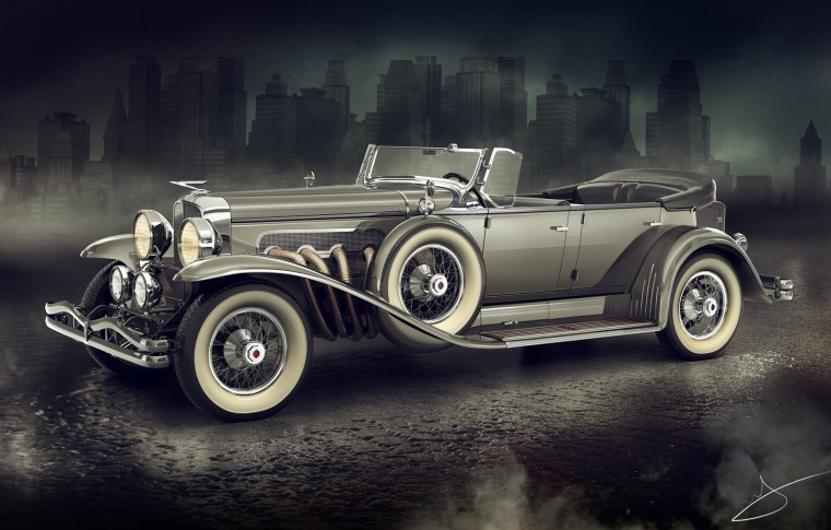 Duesenberg Model J Dual Cowl Phaeton Wallpapers
