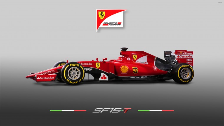 Ferrari SF15-T Wallpapers
