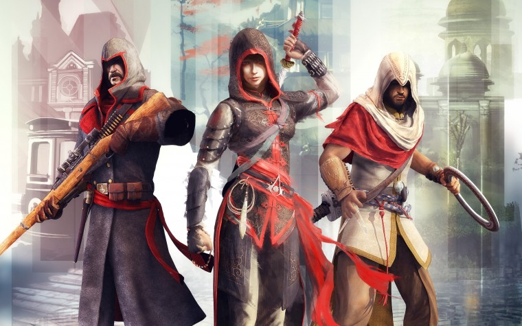 Assassin's Creed Chronicles HD Wallpapers