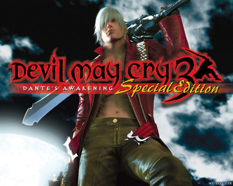 Devil May Cry 3: Dante's Awakening HD Wallpapers