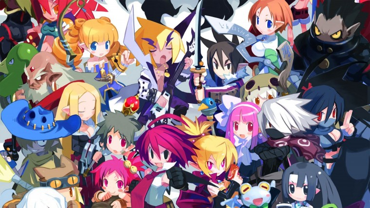 Disgaea HD Wallpapers