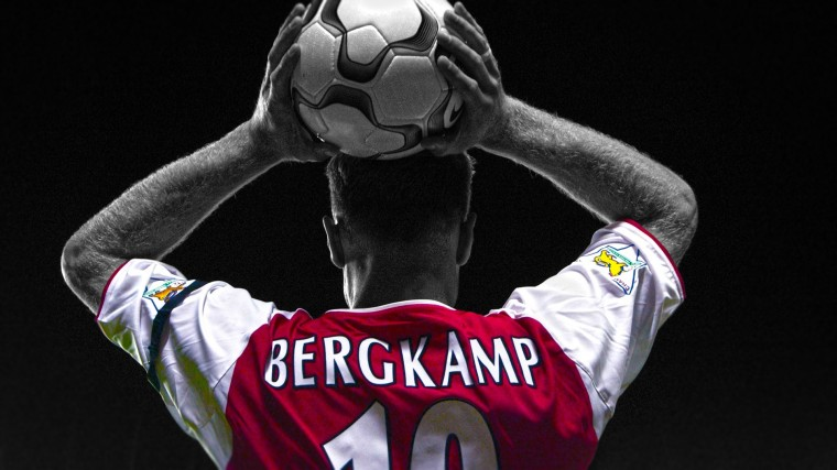 Dennis Bergkamp Wallpapers