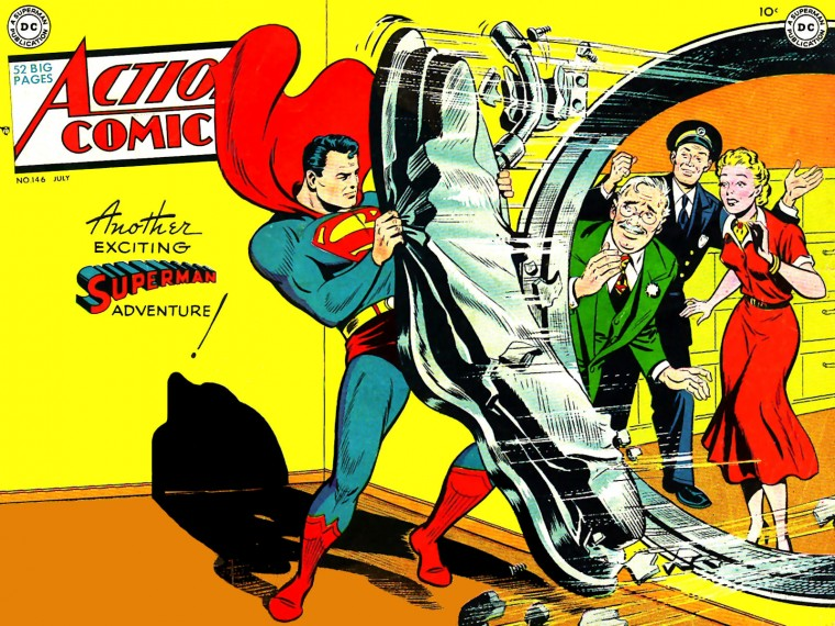 Action Comics Wallpapers