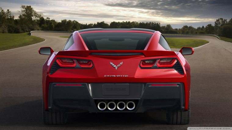 Chevrolet Corvette Stingray Wallpapers