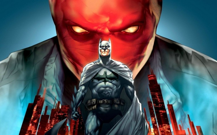 Batman: Under the Red Hood Wallpapers