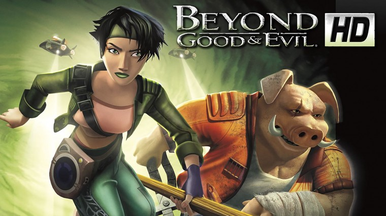Beyond Good & Evil 2 HD Wallpapers