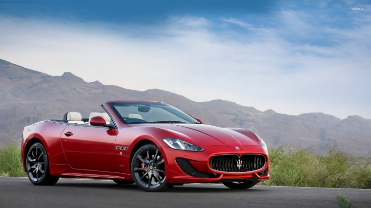 Maserati GranCabrio Wallpapers