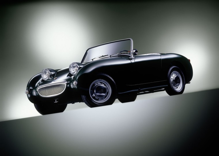 Austin Healey Sprite Wallpapers