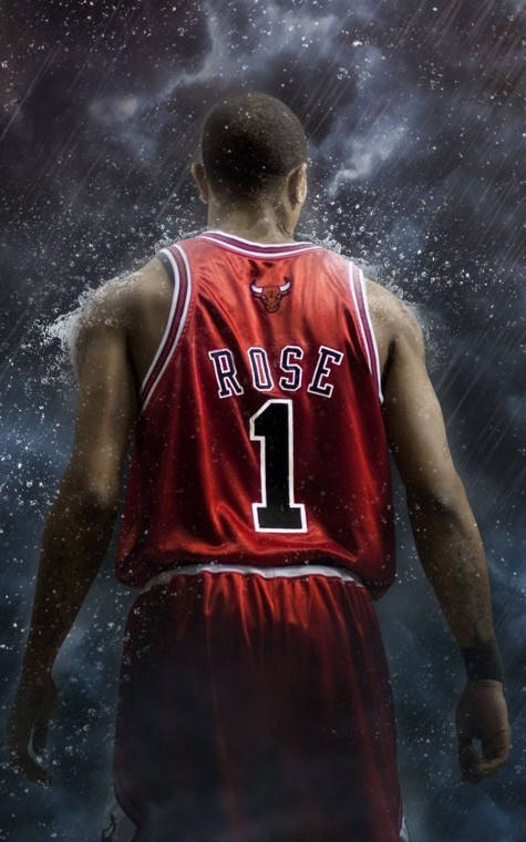 Derrick Rose Wallpapers