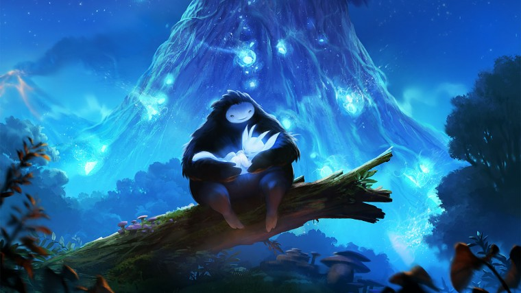 Ori and the Blind Forest HD Wallpapers
