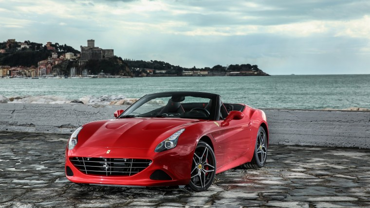 Ferrari California Wallpapers