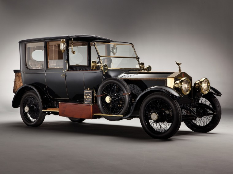 rolls-Royce Silver Ghost Wallpapers