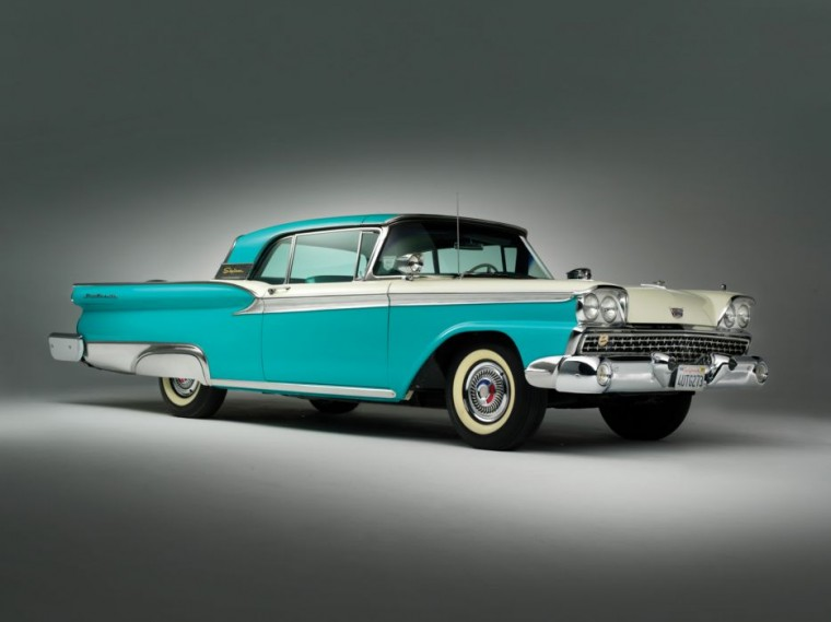 Ford Fairlane 500 Wallpapers