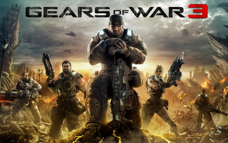 Gears Of War 3 HD Wallpapers