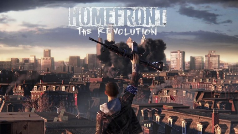 Homefront: The Revolution HD Wallpapers