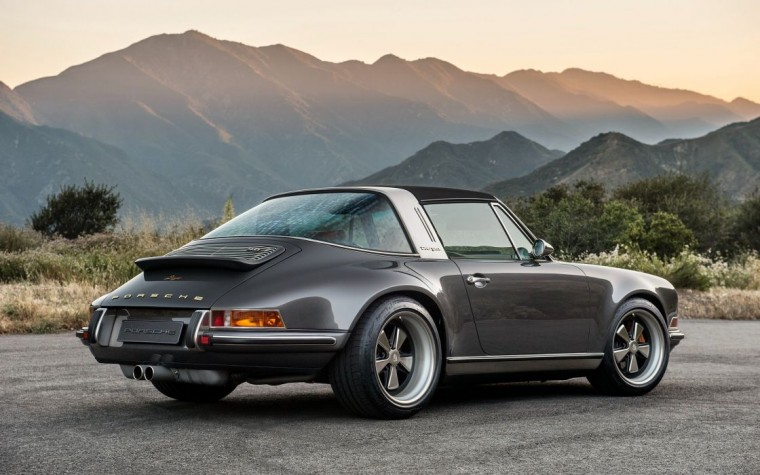 Porsche 911 Targa Wallpapers
